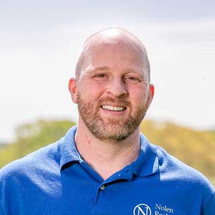 Seth Parris, Agent at Nolen Real Estate